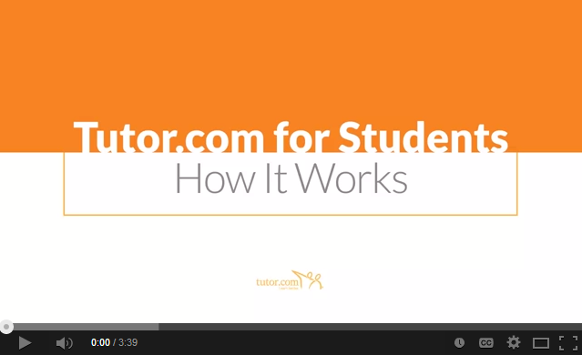 Tutor.com How it Works