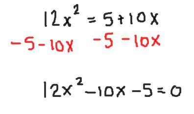 Solving Quadratic Equations by Using the Quadratic Formula - Tutor.com